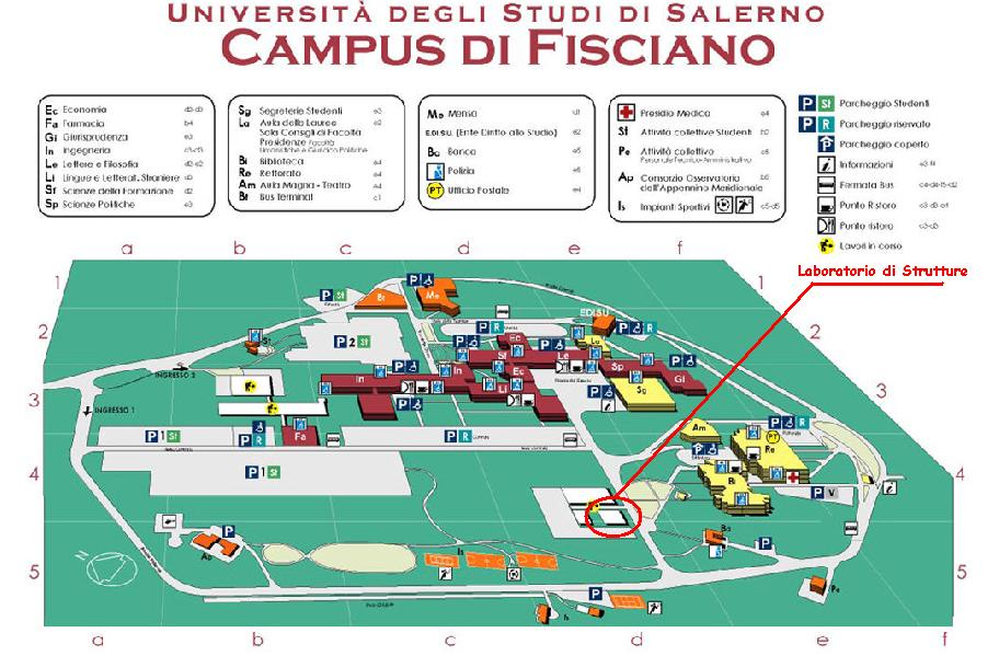 Calendario Esami Unisa Ingegneria.Enzo Martinelli S Web Site